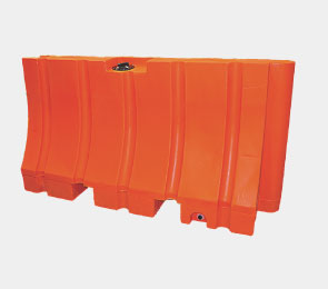 "42"" x 72"" RRM Safety Barricade"