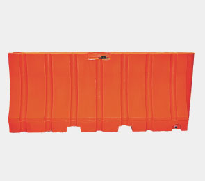 "42"" x 96"" RRM Safety Barricade"
